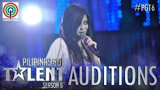 Pilipinas Got Talent 2018 Auditions: Mary Grace - Comedy Act