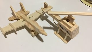 Dollar tree product review- Woodshop models