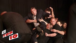 Top 10 Raw moments: WWE Top 10, January 15, 2018