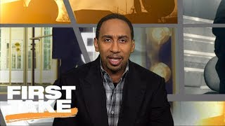 Stephen A. Smith says Eagles have
