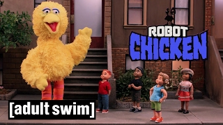 The Best of Sesame Street | Robot Chicken | Adult Swim