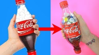 Trying 17 HILARIOUS CRAFTS AND PRANKS By 5 Minute Crafts