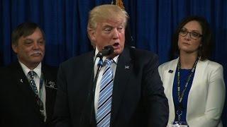 Donald Trump rips Elizabeth Warren
