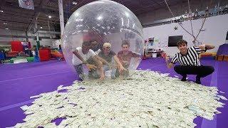 LAST TO ESCAPE WINS $10,000!