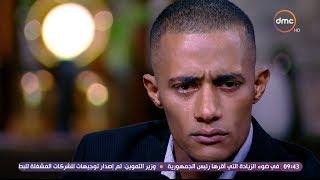 لقاء خاص - النجم محمد رمضان يبكي علي الهواء !! ... تعرف علي السبب