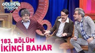 Güldür Güldür Show 183. Bölüm | İkinci Bahar