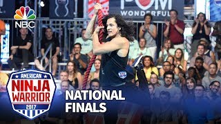 Daniel Gil at the Las Vegas National Finals: Stage 1 - American Ninja Warrior 2017