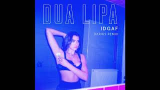 Dua Lipa - IDGAF (Darius Remix)
