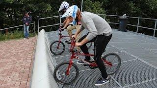 #99: BMX Race met Straffen [OPDRACHT]