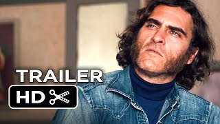 Inherent Vice Official Trailer #1 (2014) - Paul Thomas Anderson Movie HD