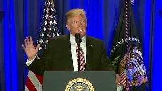 Pres. Donald Trump Remarks at GOP Retreat in Philadelphia. Jan. 26. 2017.