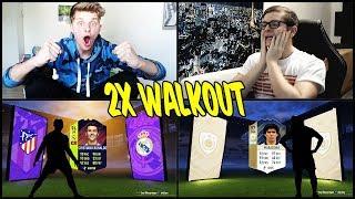 2x KRASSER WALKOUT + 3x WORLD CUP im PACK OPENING BATTLE vs. REALFIFA ⛔️🔥 Fifa 18 Ultimate Team
