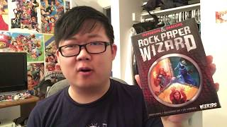 Board Game Reviews Ep #19: DUNGEONS & DRAGONS: ROCK PAPER WIZARD