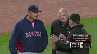 Every John Farrell Ejection