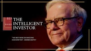 Warren buffet talks about 'The Intelligent Investor' by Benjamin Graham