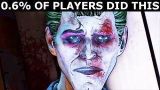 0.6% Of Players Refused To Answer Joker