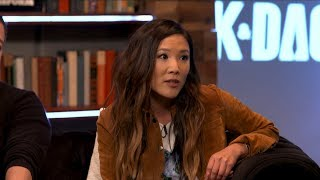 Conspiracies & Science Talk w/ Ally Maki - Nerdist After | Marvel's Cloak & Dagger S1E6