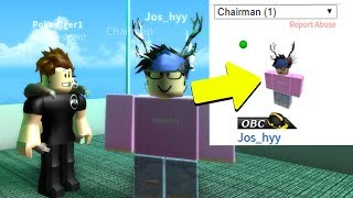 MEETING THE OWNER OF NOVA HOTELS (Roblox)