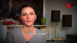 Angezündet vom Mitschüler - 19-Jährige beweist Lebensmut | stern TV-Trailer (30.08.2017)