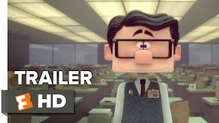 Inner Workings Trailer (2016) - Pixar Animated Short