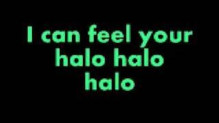 Beyoncé - Halo [with lyrics]