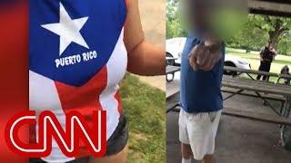 Man harasses woman for wearing Puerto Rico shirt