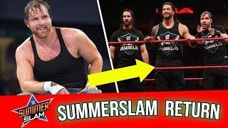 10 Rumored SummerSlam Scenarios