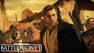Star Wars Battlefront II: Battle of Geonosis Official Trailer