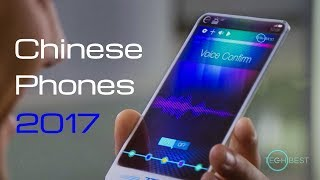 Best Phones from Top 9 Chinese Brands 2017