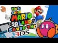 How Super Mario 3D Land Saved The 3DSmp3