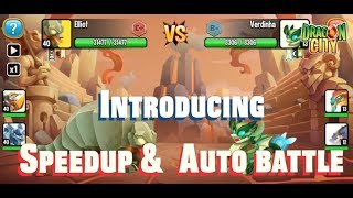 Dragon City: New Auto Battle, Speed Up and... More Tokens!