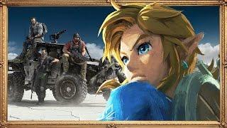 Zelda: Das beste Spiel EVAR? & Ghost Recon: Wildlands Review - #NerdScope Nr. 3