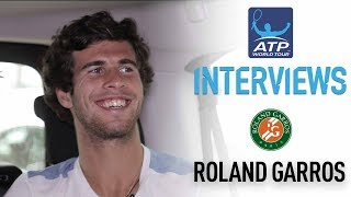 Khachanov Wants More At Roland Garros 2017