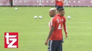 FC Bayern: Boateng wieder im Training