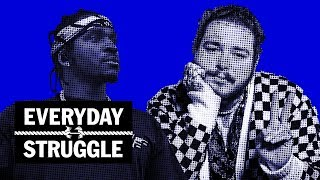 Is Post Malone Pop or Rap? 25-song Albums Cheating? Rap Songs That Make Us Cry | Everyday Struggle