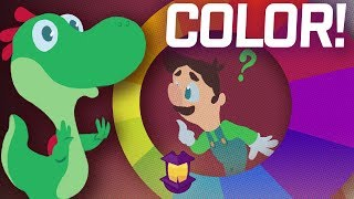 How to Use Color Theory in Character Design and Like, Actually Know What You