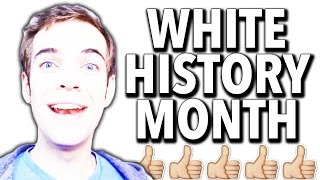 How to celebrate WHITE HISTORY MONTH (YIAY #257)