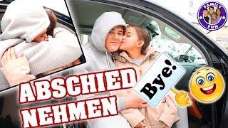 ABSCHIED von ZUHAUSE - EINGESPERRT im Auto - Our life Family FUN