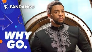 Why Go. | Black Panther