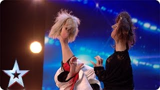 Preview: Anne Klinge sweeps the Judges off their feet