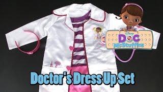 Doc McStuffins Doctor