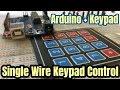 One single analog pin  4*4 Keypad Contro...mp3