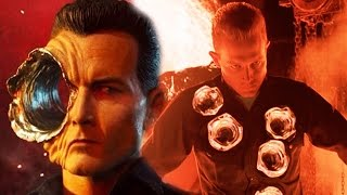 T1000 EXPLAINED PROTOTYPE SERIES - WHAT IS THE T-1000 TERMINATOR