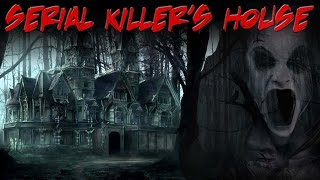 (REAL GHOSTS!) 3AM Spending The Night At SLAUGHTER House! | OmarGoshTV