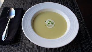 Potato Leek Soup Recipe - How to Make Vichyssoise