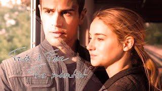 Tris & Four | The scientist (Divergent)