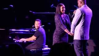 """unofficial John Legend """" All of me""""  with surprise wedding proposal"""