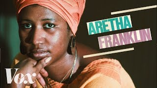 Aretha Franklin's musical genius in 2 songs