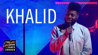 Khalid: Let