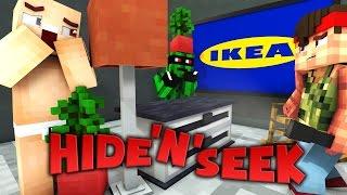 HIDE AND SEEK IM IKEA! 😱